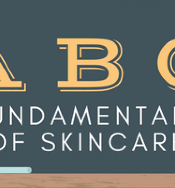 L' ABC della skincare